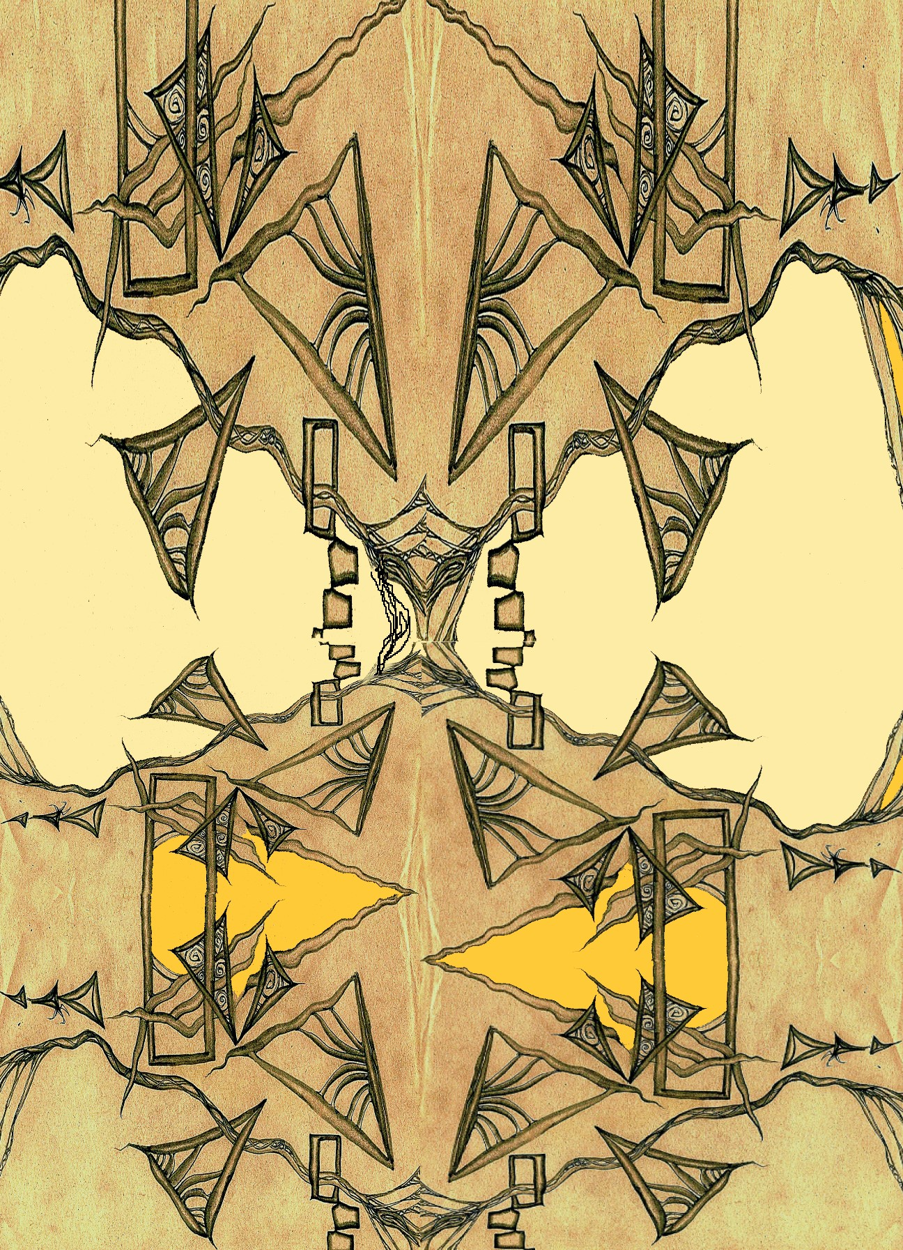 Abstract-Cave-of-the-Butterfly-Goddess