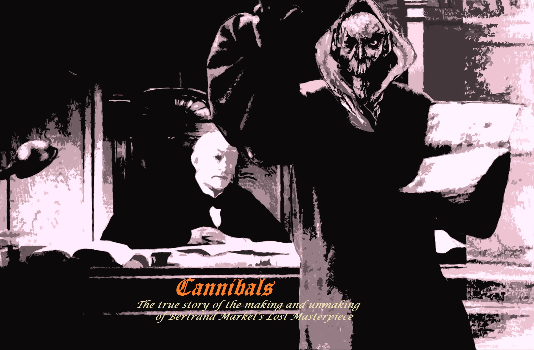 Cannibals- trial poster