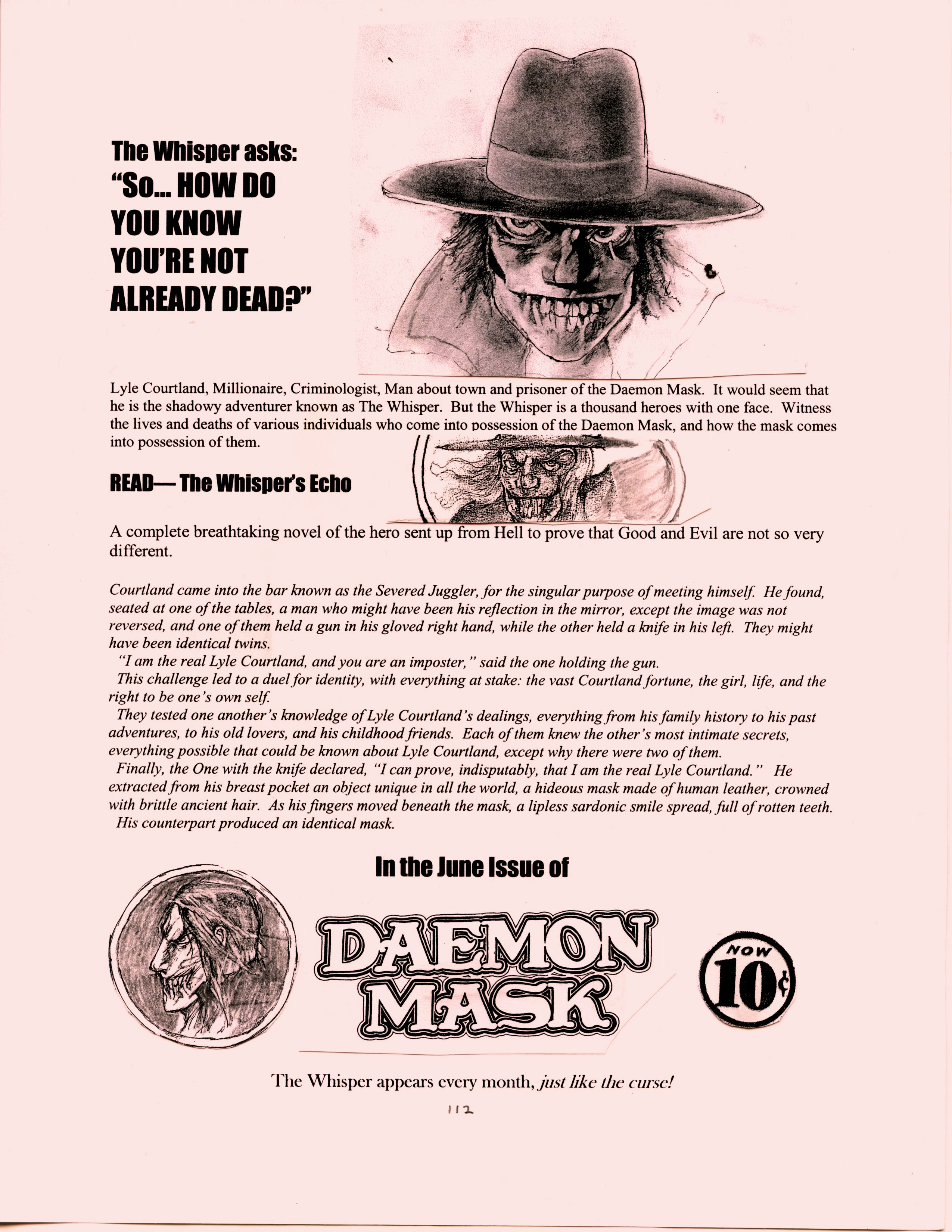 Daemon Mask Gallery 6