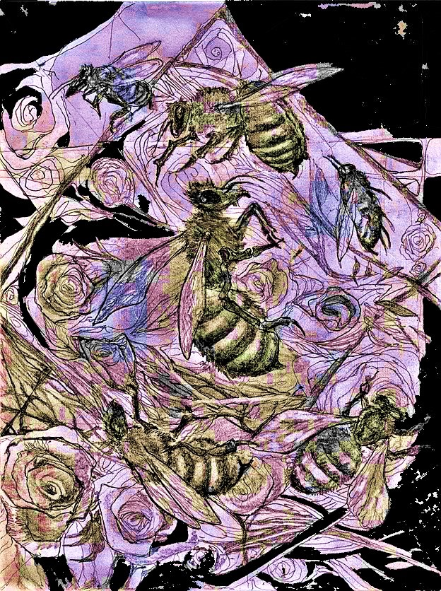 Bees-tinted