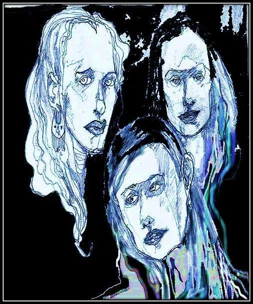 weird sisters 1 color