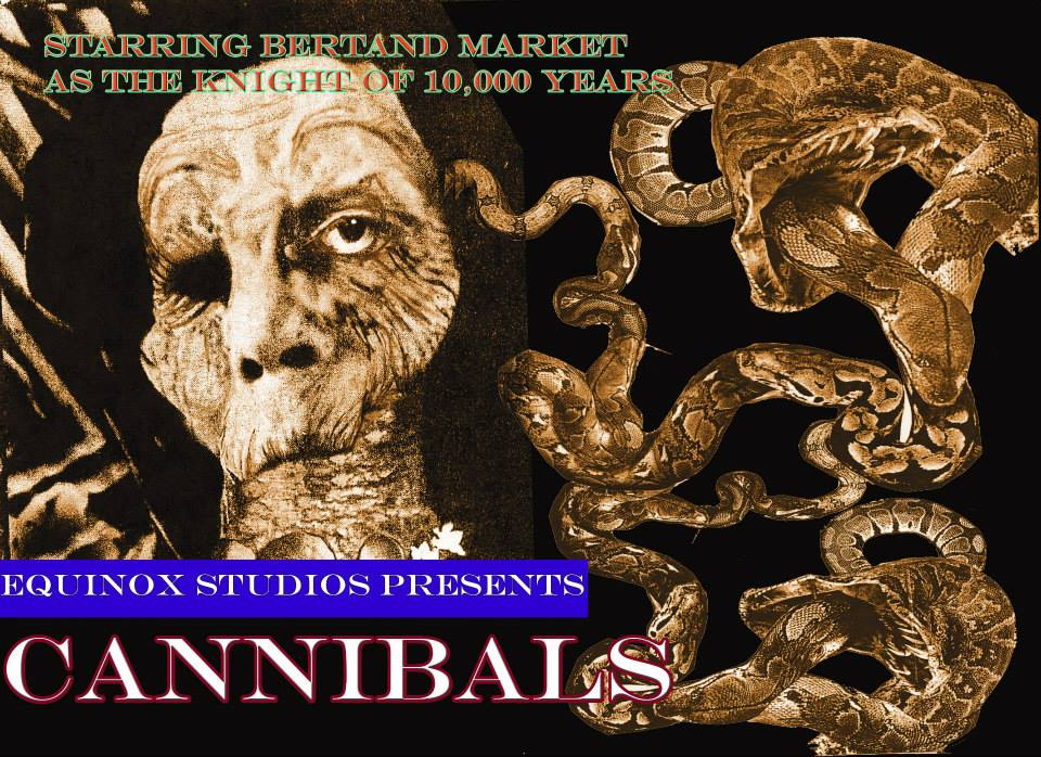Cannibals Movie Poster