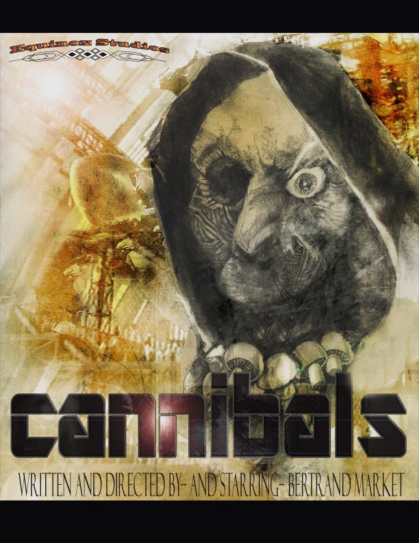 Cannibals Cover 1