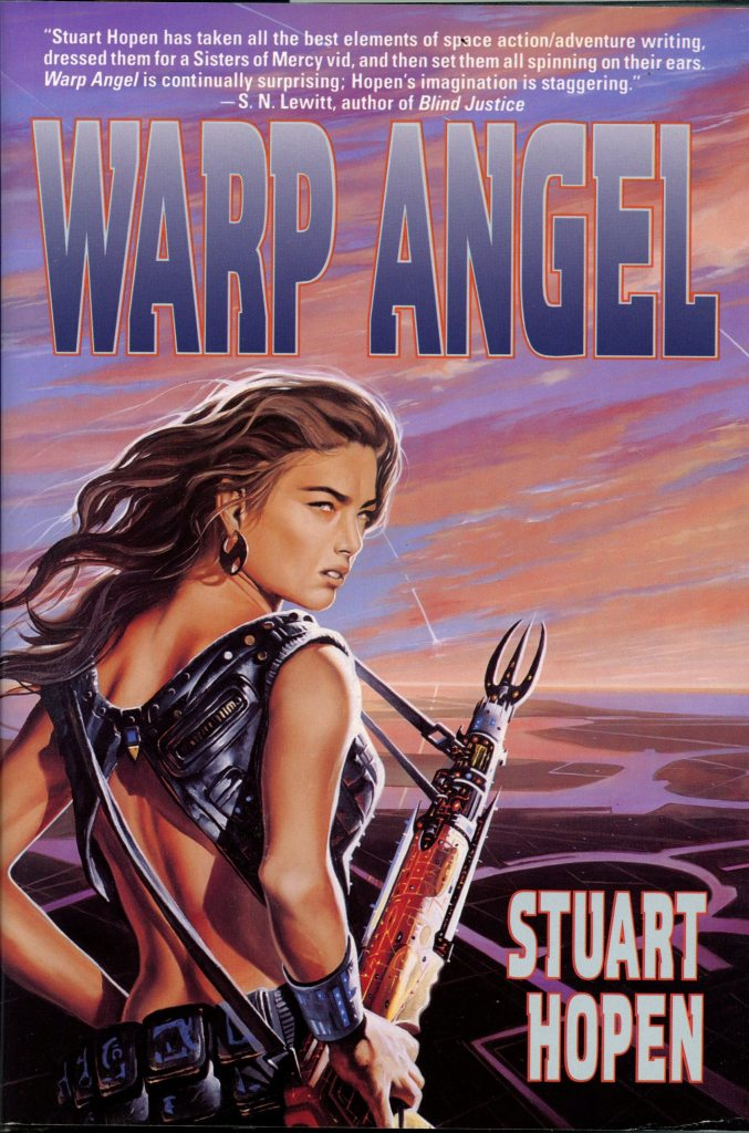 Warp Angel- Tor Cover